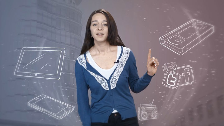 Filmproduktion / Videoproduktion: SRH: Promo Video Crossmedia Design